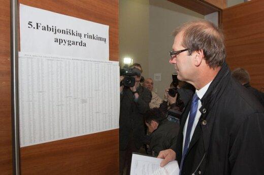 Jurkynas: Pięć zalet wyborów