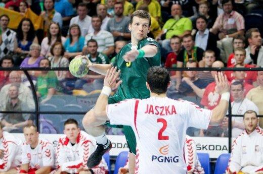 Polska lepsza od Litwy w piłce ręcznej