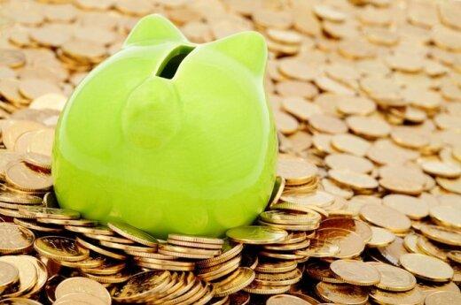 Taupyklių nesudaužė net ir įvedus eurą