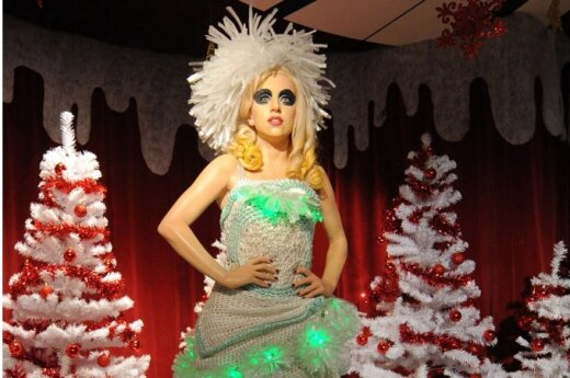 Lady GaGa pójdzie do ołtarza w sukni od Versace
