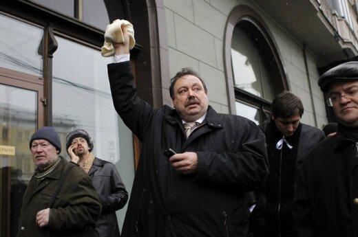 Rosja: Duma pozbawiła opozycjonistę mandatu poselskiego