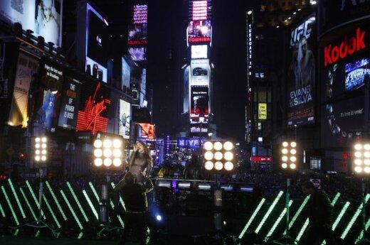Wielka Brytania: Nowy Rok na Times Square przywita ponad milion osób