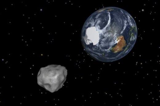 9 marca obok Ziemi przeleci gigantyczna asteroida