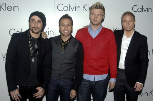 151 premierowych sekund Backstreet Boys
