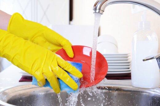 Ranking najbardziej uporczywych prac w domu