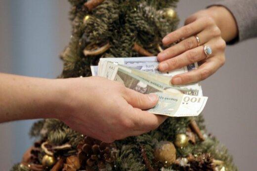 Paskutiniam šių metų atlyginimui litais reikia darbuotojo sutikimo