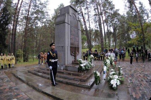 Memoriał w Ponarach zostanie uporządkowany