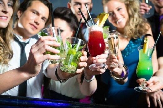 Kaip gerti, bet neprisigerti per vakarėlį: pagrindiniai mitai