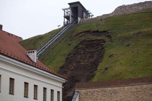 Apel o ogłoszenie sytuacji ekstremalnej na górze Giedymina