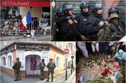 Nowy szef MON RP: Straszliwy atak w Paryżu, był również atakiem na Polskę