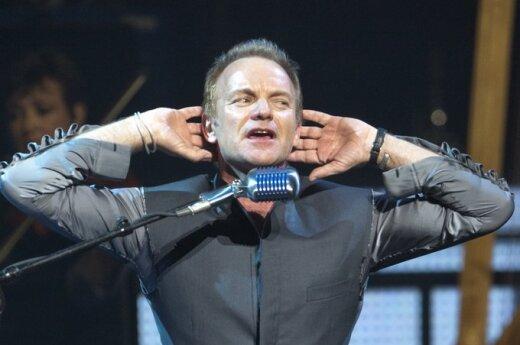 Koncert Stinga już wkrótce