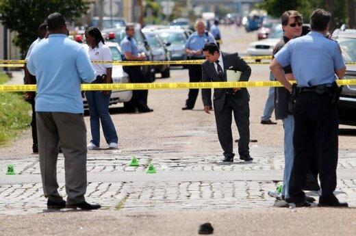 USA: Strzelanina podczas parady z okazji Dnia Matki