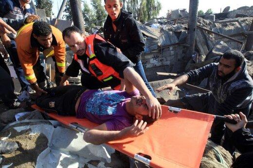 Izrael: Został ranny ochroniarz amerykańskiej ambasady