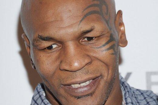 """Mike Tyson w """"Strasznym filmie"""""""