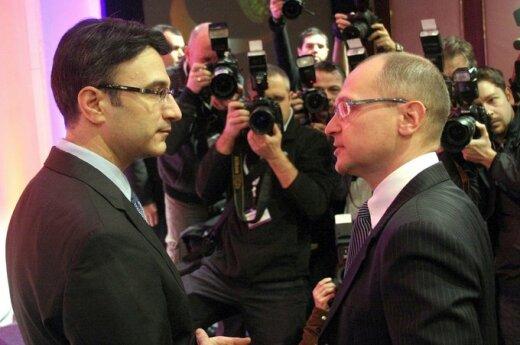 """""""Rosatom"""" chce zorganizować dyskusję w Wilnie"""