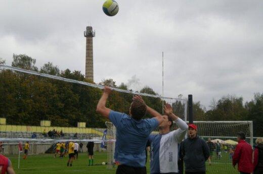 Zawody sportowe, fot. rejon wileński