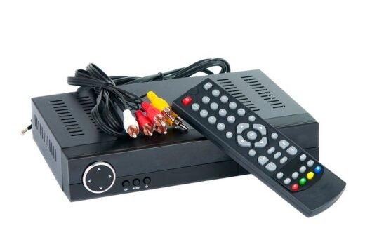 Skaitmeninės TV priedelis