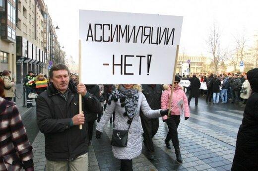 Sygnatariusze: Ustawa o mniejszościach narodowych zwiększy izolację Wschodniej Litwy od pozostałego kraju