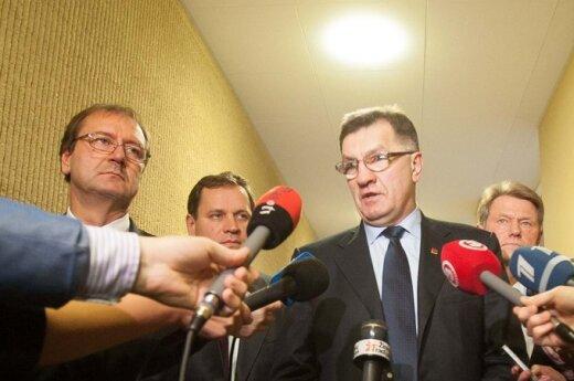 Butkevičius: AWPL dołączyła do koalicji