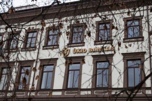 Ograniczono działalność Ūkio bankas