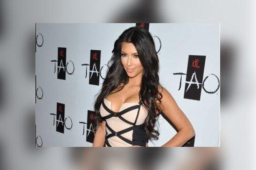 Kanye West projektuje pierścionek dla Kim Kardashian