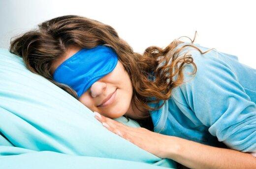 Padės tiems, kurie miega ir valgo prastai