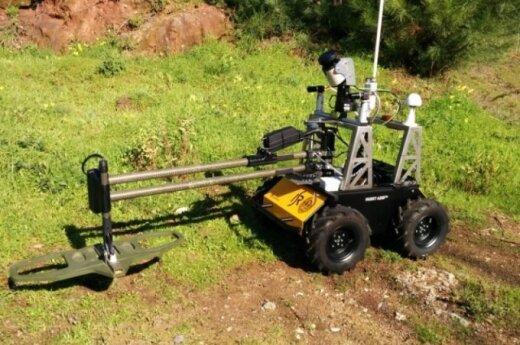 Robot-saper