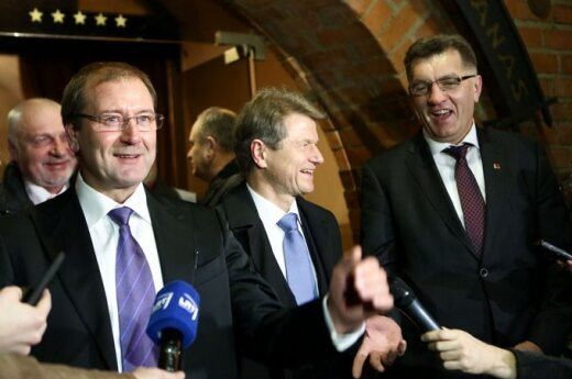 Trzy partie będą wspierały się nawzajem podczas II tury wyborów