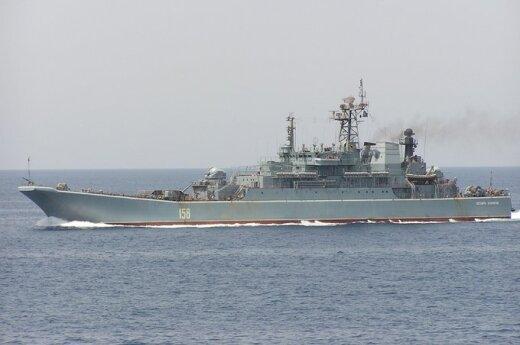 Cypr- nowy punkt wsparcia logistycznego dla rosyjskich okrętów na Morzu Śródziemnym?