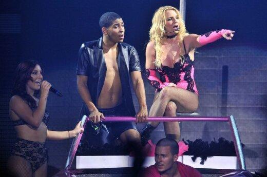 Sexy Britney Spears kręci z sexy Will.i.amem