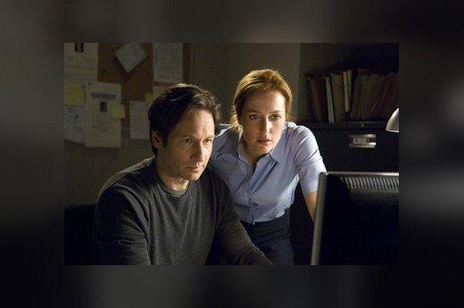"""Filmas """"The X-Files: I Want to Believe"""" (""""X failai: noriu tikėti"""")"""