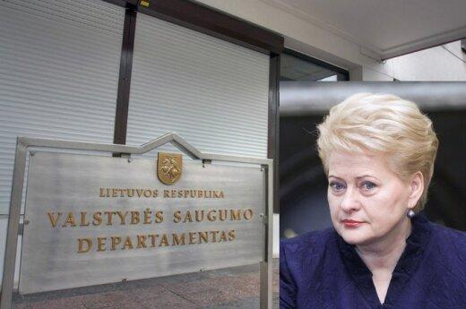 Dalia Grybauskaitė: Przeciwko mnie będą organizowane prowokacje informacyjne