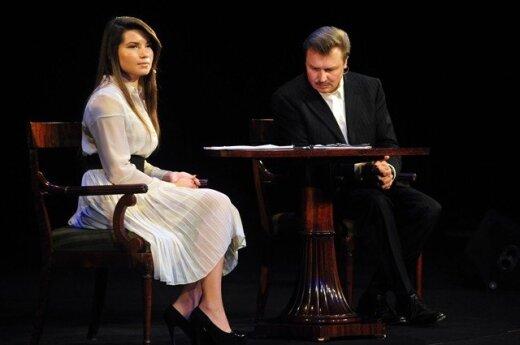 """""""Śladami słów skrzydlatych"""", fot. Polski Teatr w Wilnie"""