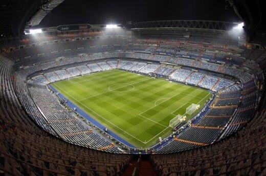 Nowy stadion piłkarski w Wilnie