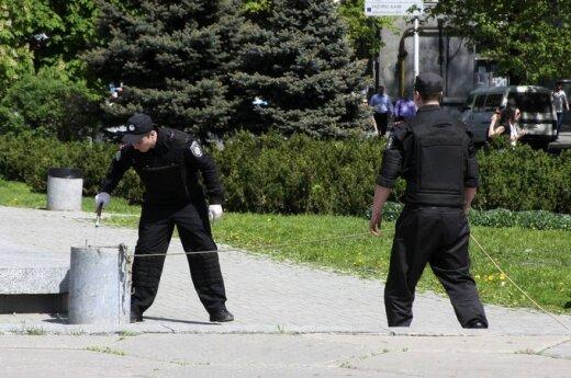 Ukraina: Za zamachami w Dniepropietrowsku stoi mafia?