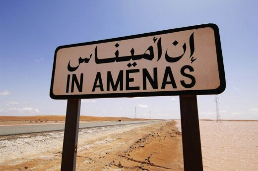 Algeria: Uwolniono zakładników
