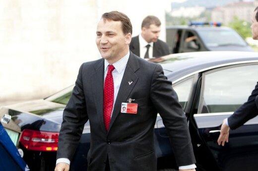 Rosja: Zakończyły się rozmowy Ławrowa z Sikorskim