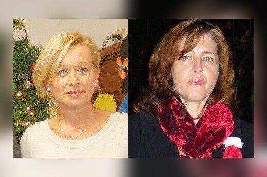 Marta Czajczyńska, Danuta Stryjak