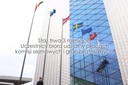 Międzynarodowy Program Staży Parlamentarnych