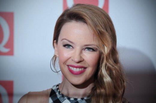 Kylie Minogue zawsze wolna