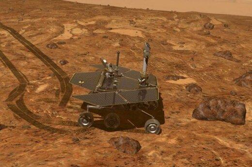 Międzyplanetarny maraton pojazdu NASA na Marsie