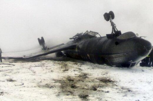 Kazachstan: Rozbił się samolot