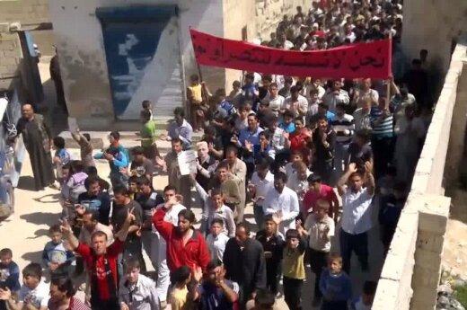 Syria: Rosja nie popiera reżimu Assada