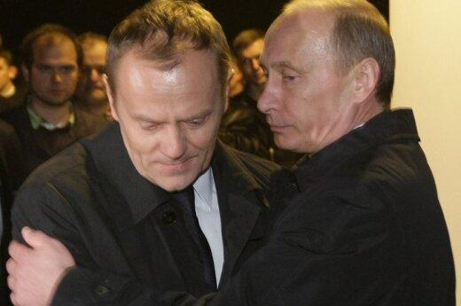 Rosja: Rozmowa telefoniczna Tusk-Putin