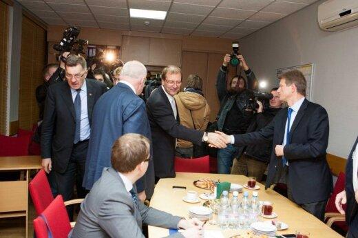 Dzisiaj podpisanie umowy o koalicji rządzącej