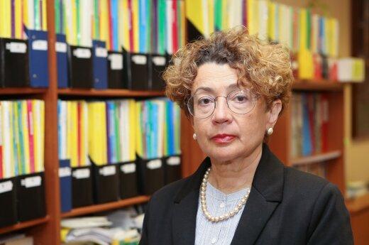 Faina Kukliansky: Nigdy nie nazywaliśmy Litwinów żydobójcami