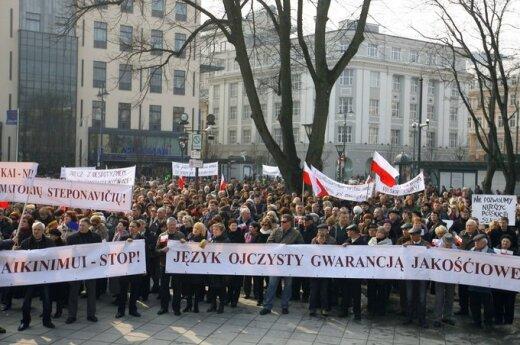 Forum Rodziców Szkół Polskich oskarża premiera o kłamstwo